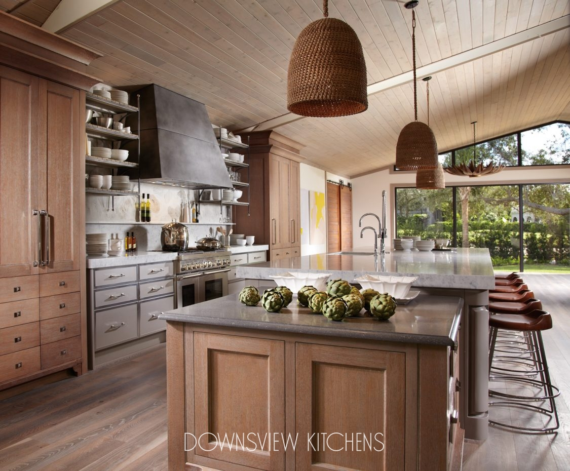 Bon Amalfi O1 Devon Wire Brushed Oak. A Gathering Place Downsview Kitchens And  Fine Custom Cabinetry