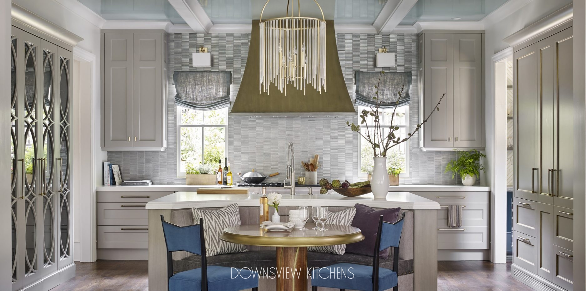 Artful Mix Downsview Kitchens And Fine Custom Cabinetry