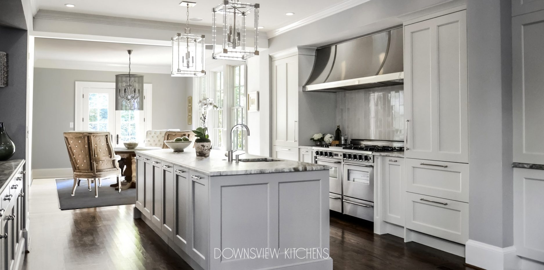Calming Influence Downsview Kitchens And Fine Custom