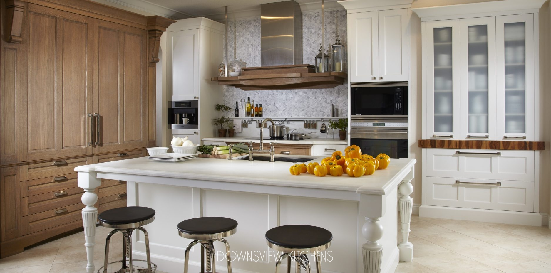 COMFORT ZONE Downsview Kitchens And Fine Custom Cabinetry - Downsview kitchens