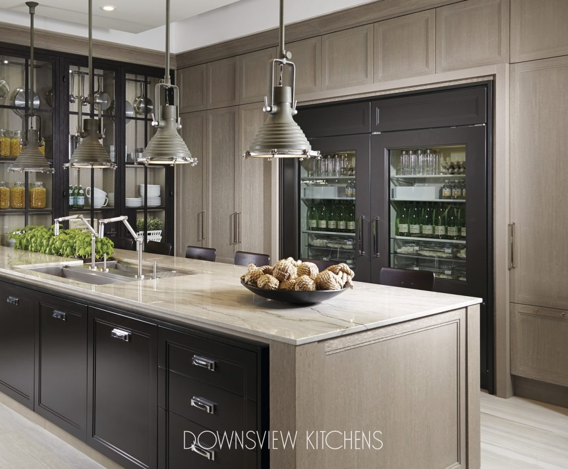 Industrial Chic Downsview Kitchens And Fine Custom