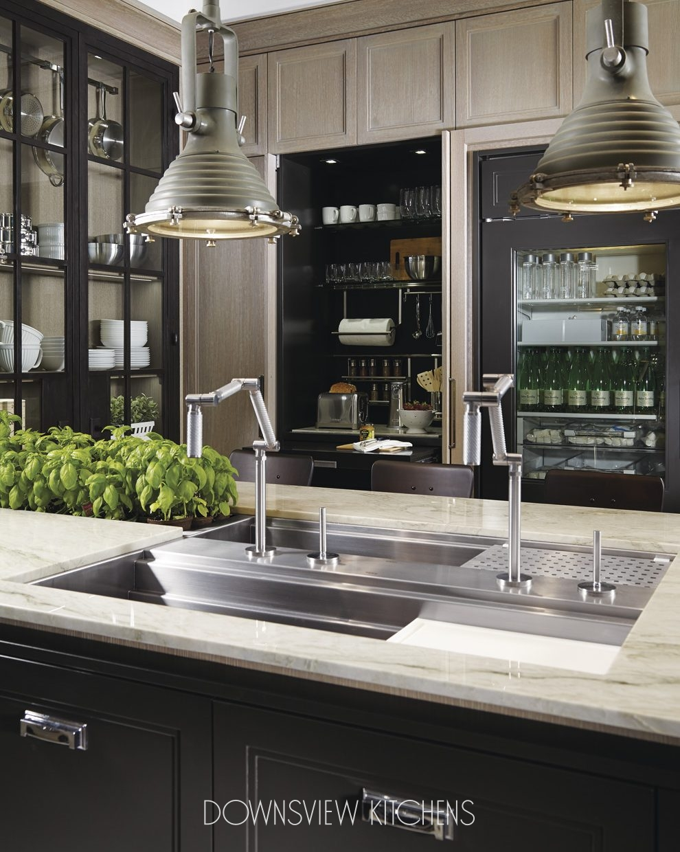 Industrial Chic Downsview Kitchens And Fine Custom Cabinetry Manufacturers Of Custom Kitchen