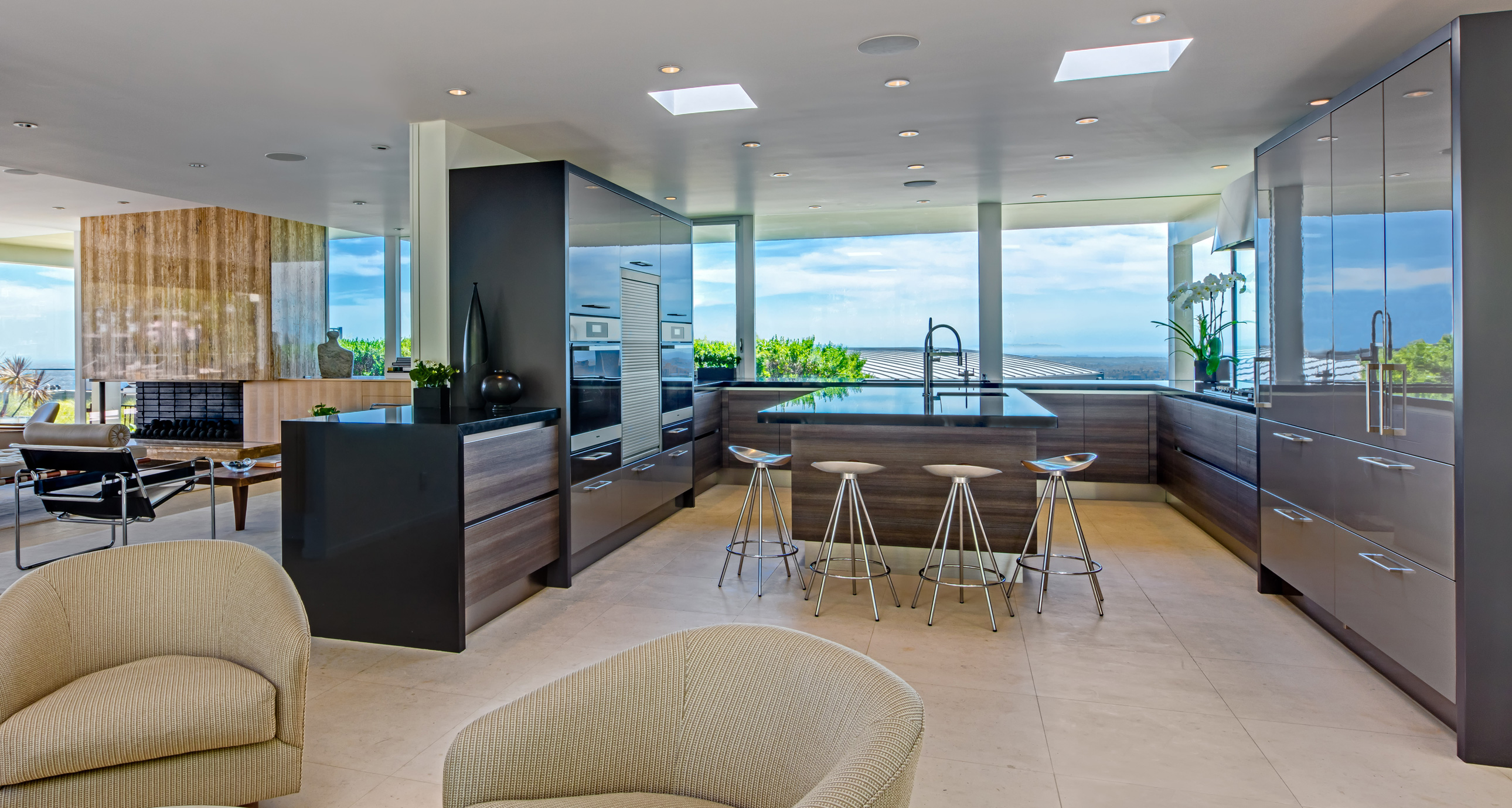 Room With A View Downsview Kitchens And Fine Custom