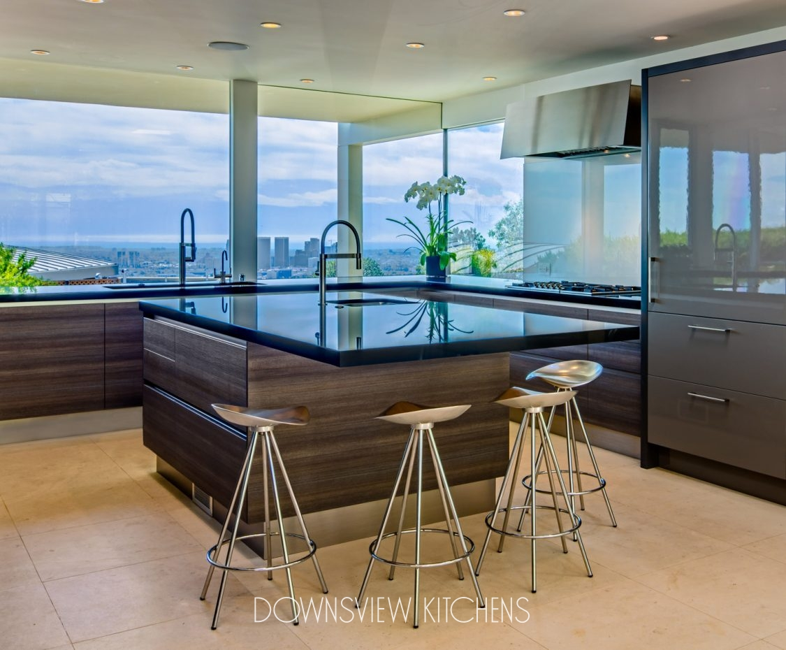 ROOM WITH A VIEW - Downsview Kitchens and Fine Custom Cabinetry ...
