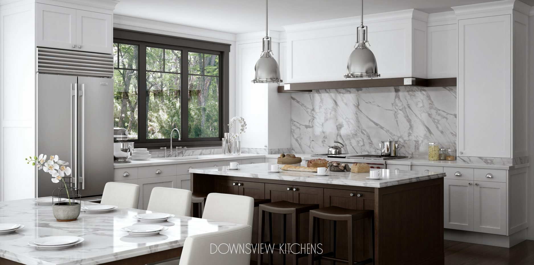 Functional Aesthetic Downsview Kitchens And Fine Custom