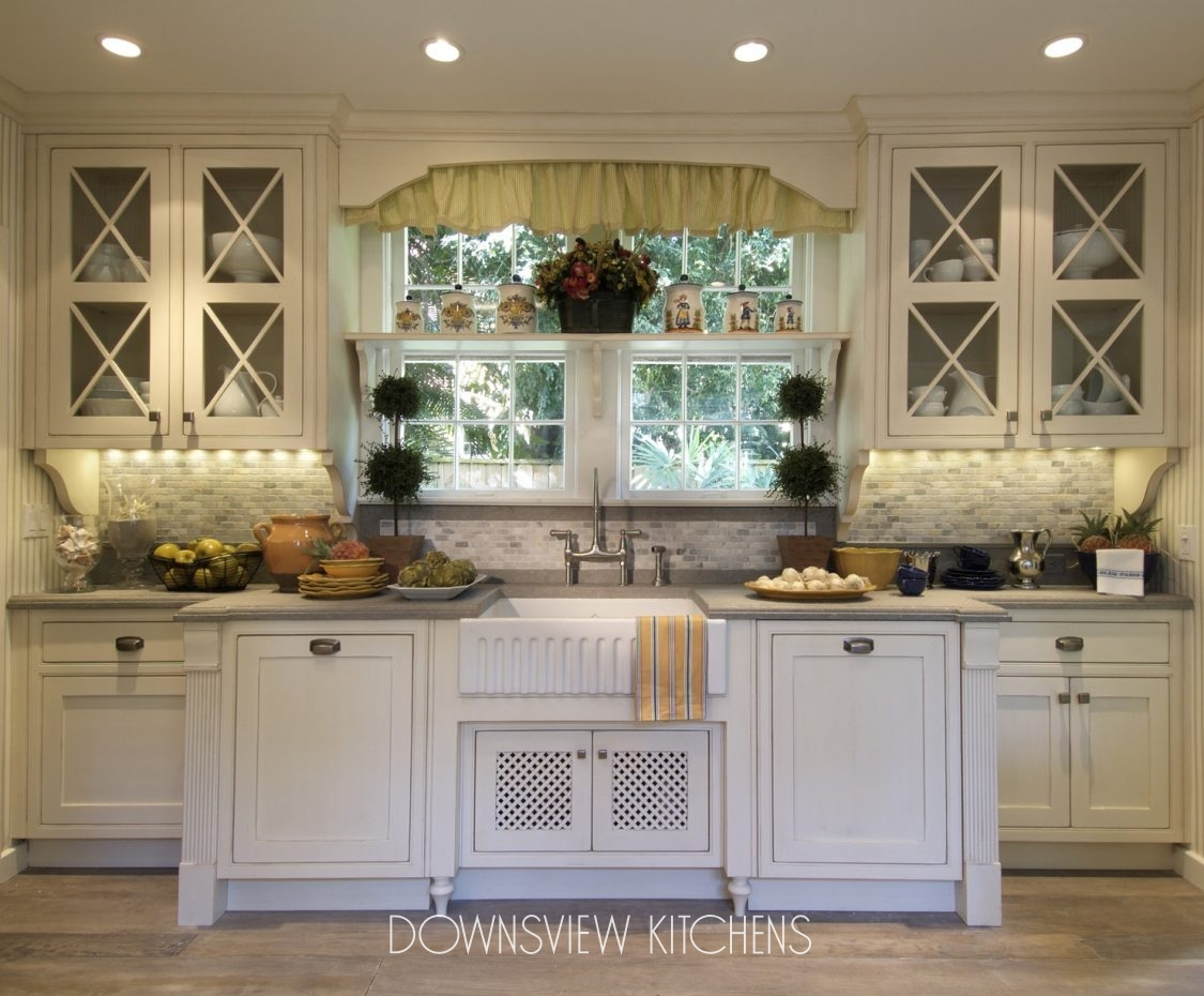Palm Beach Cottage Downsview Kitchens And Fine Custom Cabinetry Manufacturers Of Custom Kitchen Cabinets