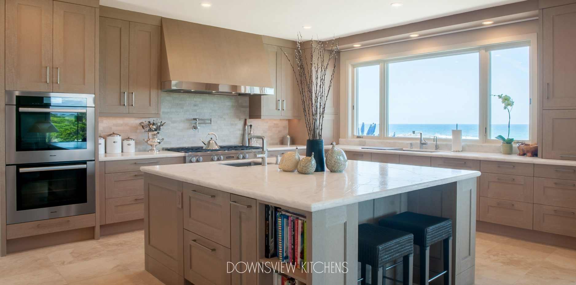 PEBBLE BEACH SETTING - Downsview Kitchens and Fine Custom Cabinetry ...