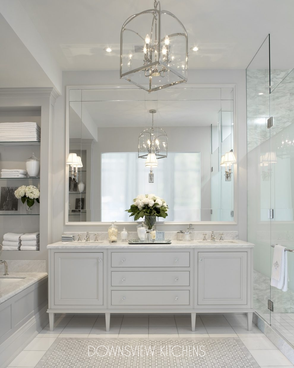 PRIVATE OASIS - Downsview Kitchens and Fine Custom Cabinetry ...