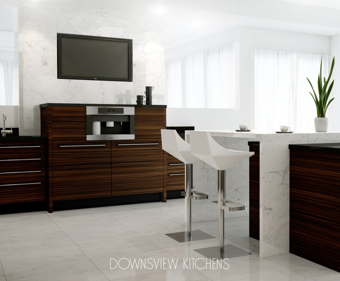 Dekton Kelya Natural Collection sleek by nature - downsview kitchens and fine custom