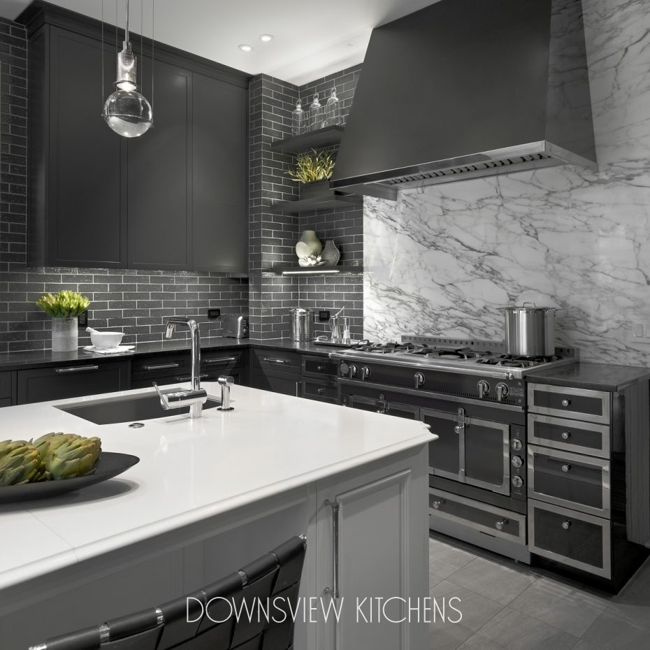 URBAN SOPHISTICATION - Downsview Kitchens and Fine Custom Cabinetry ...