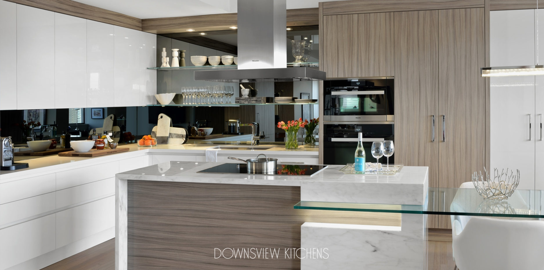 Uptown Posh Downsview Kitchens And Fine Custom Cabinetry