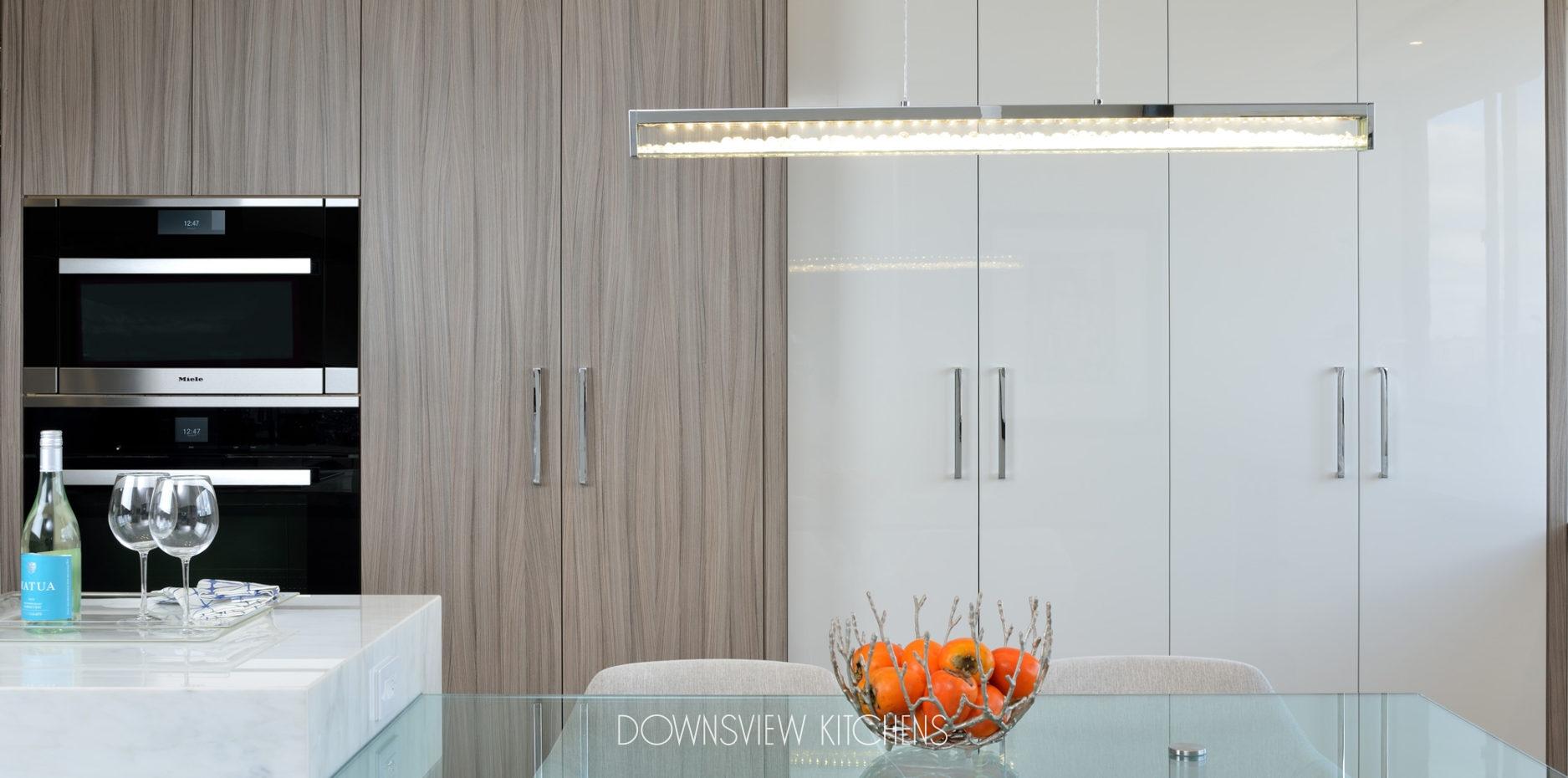 Uptown White Kitchen Cabinets Houzz
